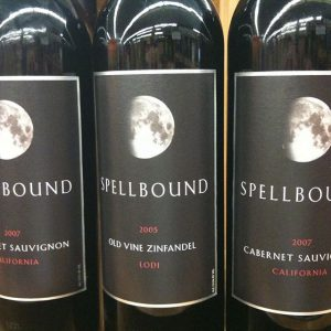 Day 23 of 31 Days of Halloween wine labels. We are Spellbound by this old vine Zin.⠀⠀⠀ #halloween #halloweenwine #halloweenwinelabels #spellbound #oldvines #oldvinezin
