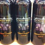 Day 27 of 31 Days of Halloween wine labels.