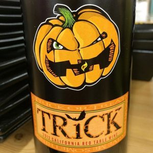 Day 21 of 31 Days of Halloween wine labels.