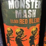 Day 24 of 31 Days of Halloween Wine Labels.